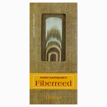 Harry Hartmann's Fiberreed Hemp for Altsaxofon