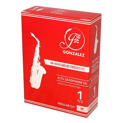 Gonzalez Regular Cut for Altsaxofon