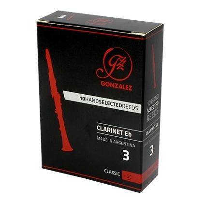 Gonzalez CLASSIC for Eb-klarinett